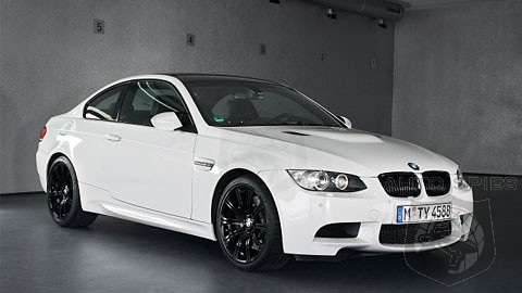 BMW M Pure Edition Unveiled AutoSpies Auto News - 2010 bmw m3 price